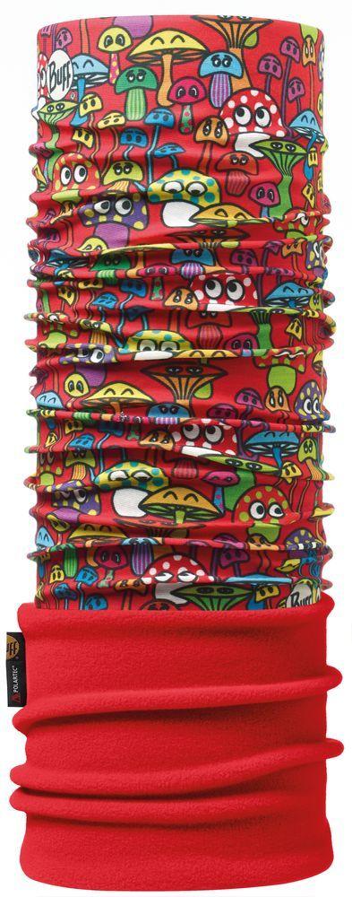 Бандана BUFF Polar Buff FUNGI / SAMBA Детская одежда 1168925  - купить со скидкой