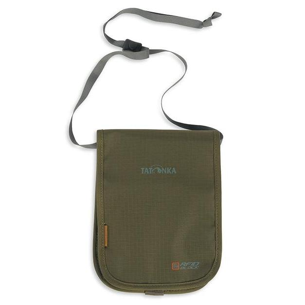 Кошелек Tatonka Hang Loose Rfid Olive