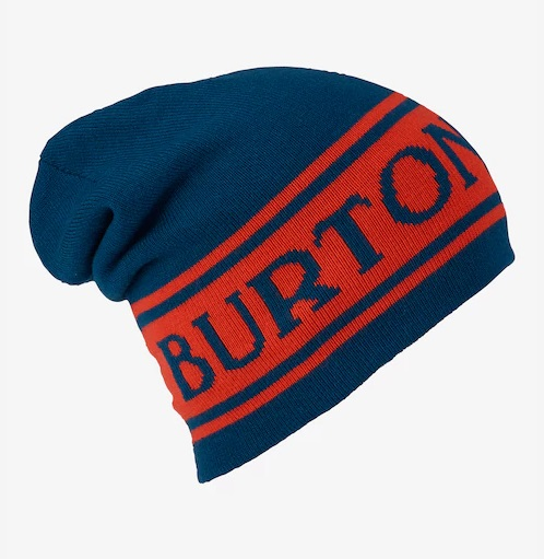 мужская шапка burton