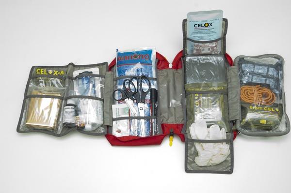 Аптечка Tatonka First Aid M (Пустая) Red от КАНТ