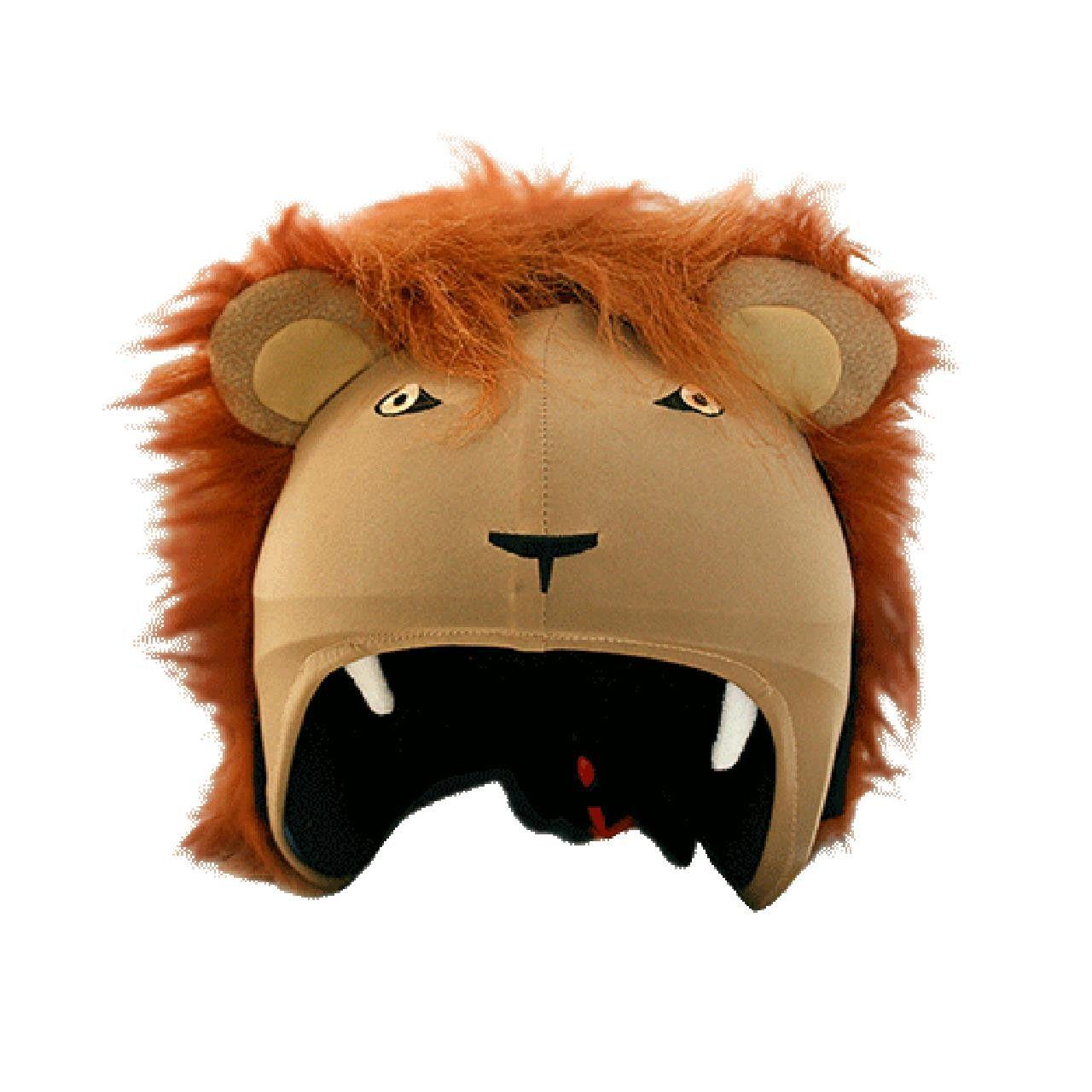 Нашлемник Coolcasc 2017-18 Lion