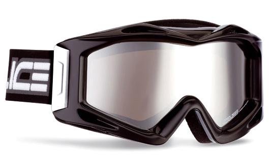 Купить Очки горнолыжные Salice 600DARWF Black/RW Black 845812