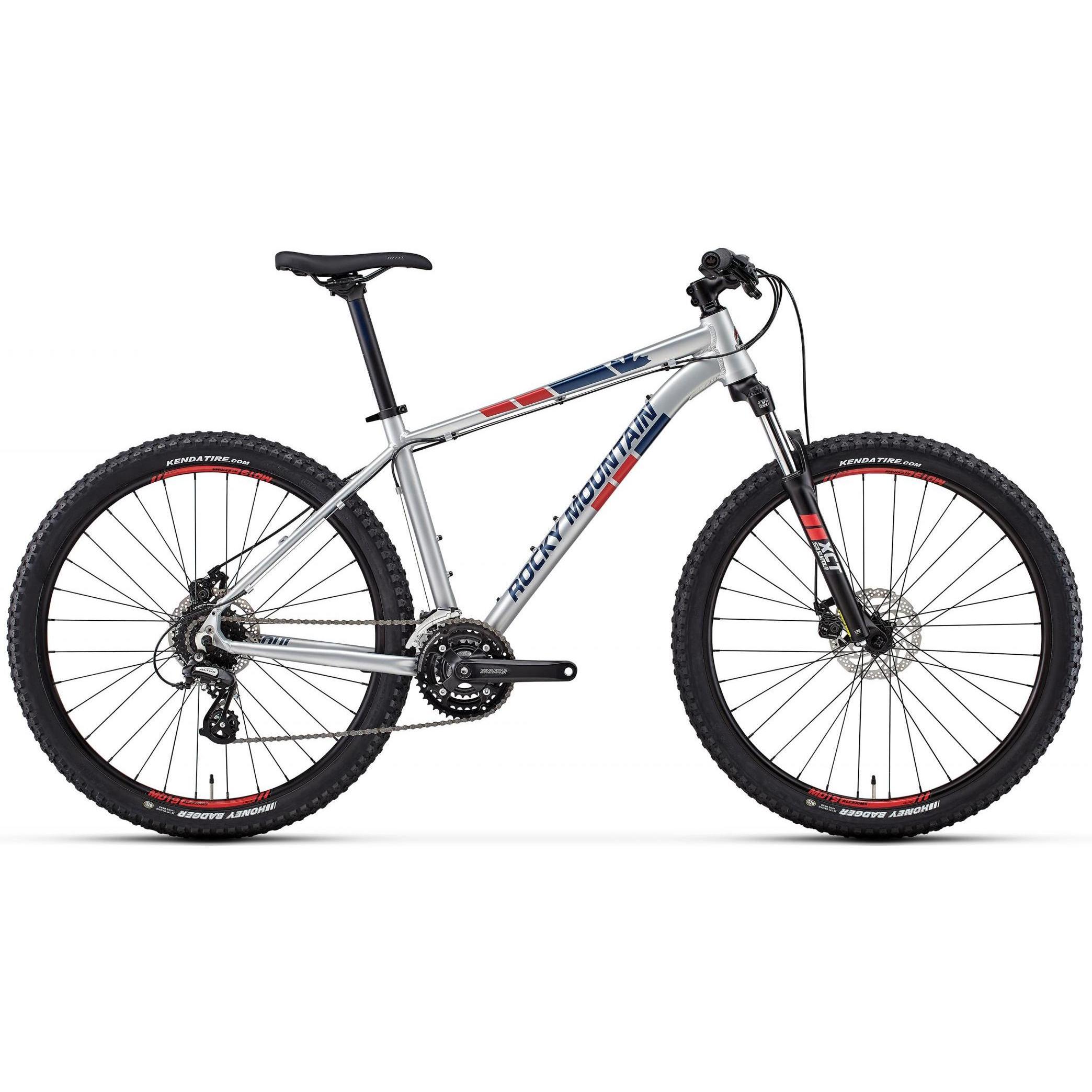 Велосипед Rocky Mountain Soul 10 2018 Grey/blue