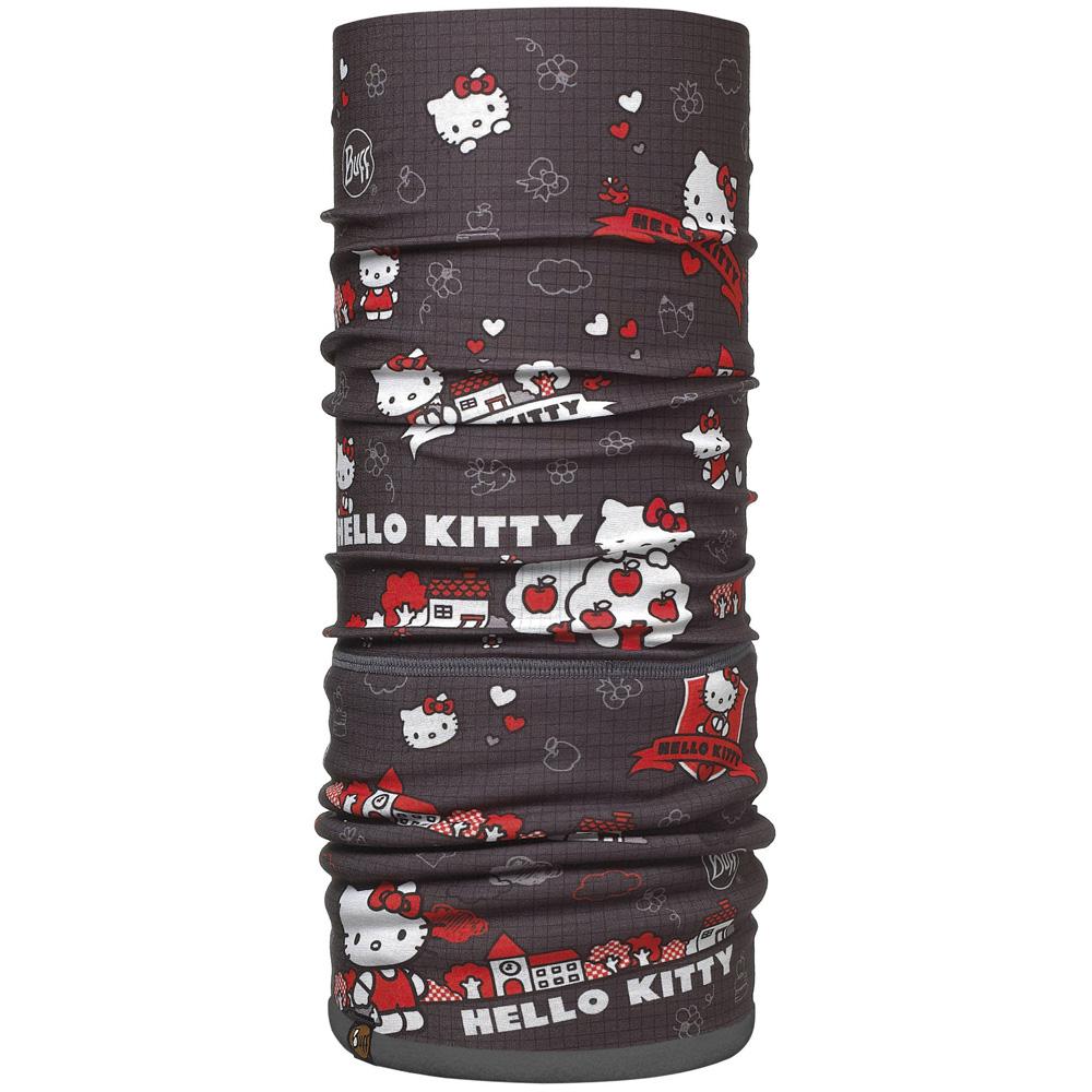 Купить Бандана BUFF KIDS LICENSES HELLO KITTY POLAR GRIDGREY POLARTEC Банданы и шарфы Buff ® 876735