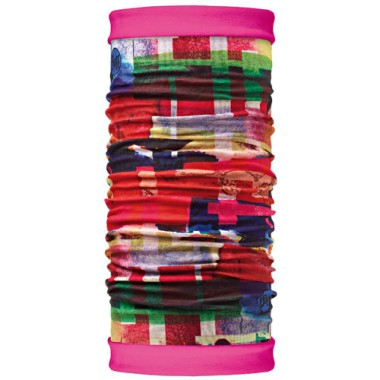 Купить Бандана BUFF REVERSIBLE POLAR SUFLA / PALOMA PINK, Банданы и шарфы Buff ®, 1079500
