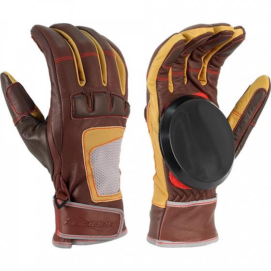 Купить Перчатки для лонгборда LOADED 2015 Advanced Freeride Gloves L/XL Аксессуары лонгбордов/скейтбордов 1178246