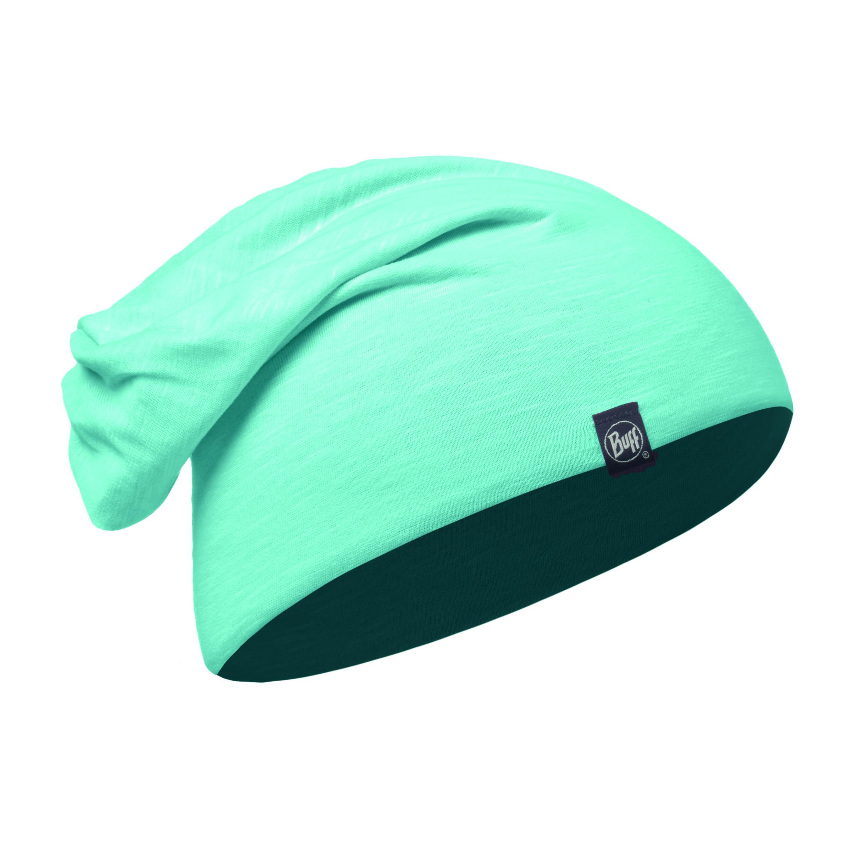 Шапка BUFF Cotton Hat Buff SOLID POOL Банданы и шарфы ® 1312898  - купить со скидкой