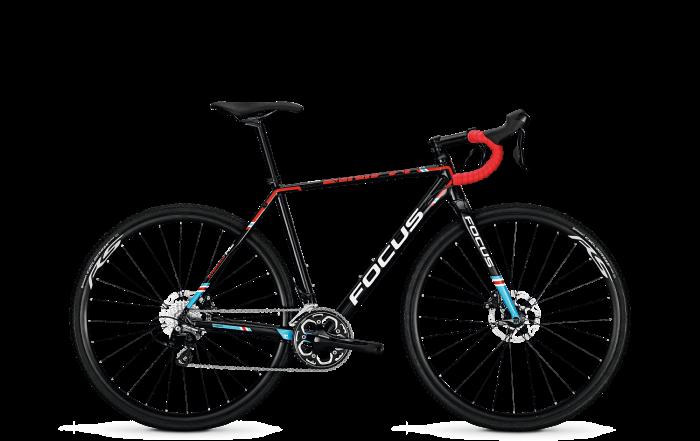 Велосипед Focus Mares Al 105 2017 Magicblack