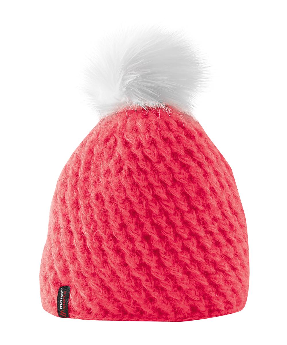 женская шапка maier