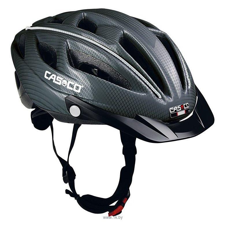Летний Шлем Casco Town & Country Tecfire-Tc Black Shiny от КАНТ