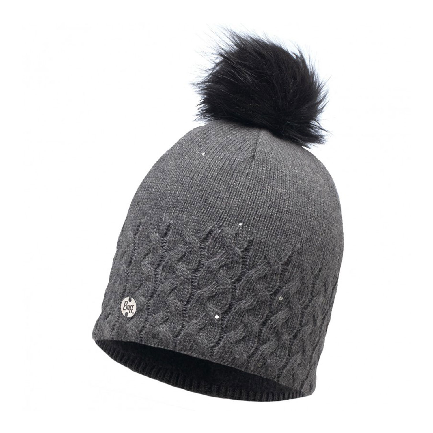 Шапка Buff Knitted & Polar Hat Elie Grey