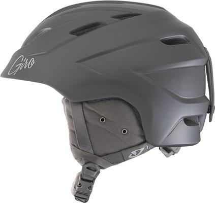 Купить Зимний Шлем Giro 2017-18 DECADE MATTE TITANIUM Шлемы для горных лыж/сноубордов 1368364