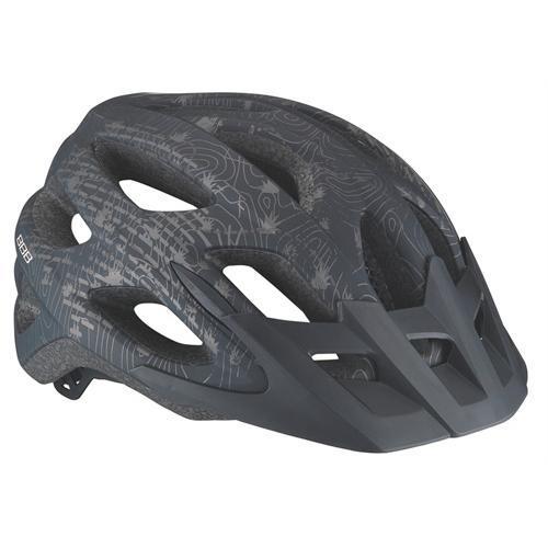 Велошлем Bbb Varallo Черный Матовый