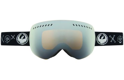 Купить Очки горнолыжные DRAGON 2014-15 APXS GigiSignature/Ionz+YellBl, горнолыжные, 1134834