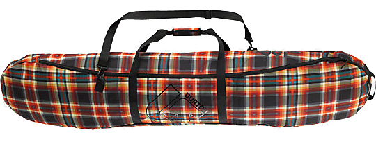 Чехол для сноуборда BURTON 2012-13 SPACE SACK MAJESTIC BLACK PLAID