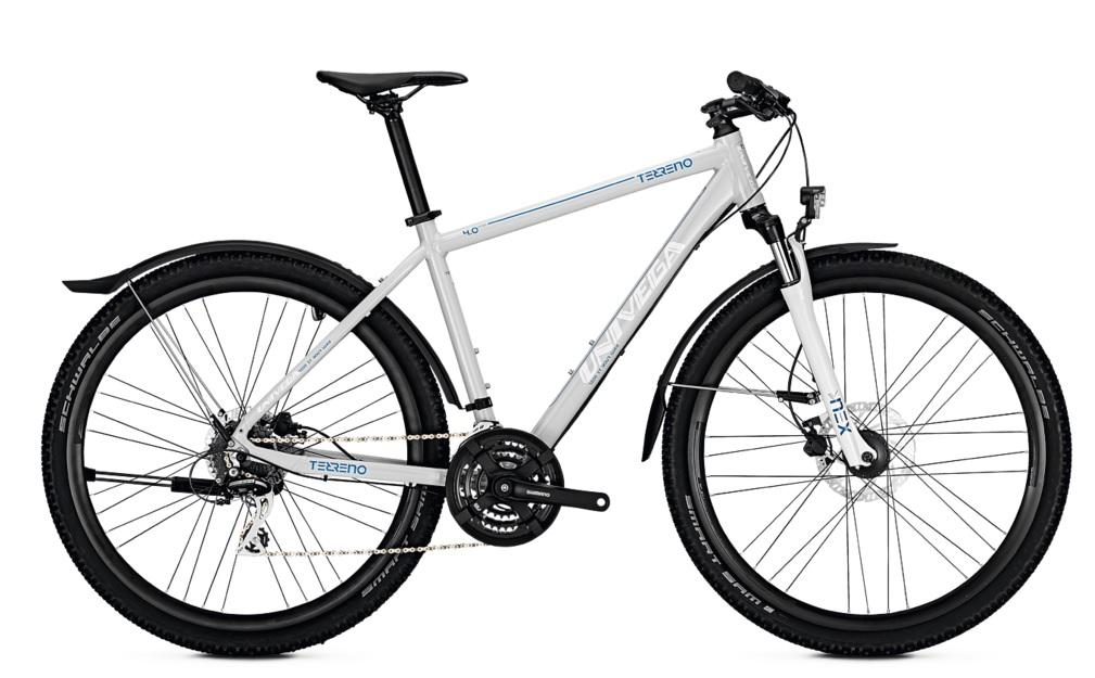 Велосипед Univega Terreno 4.0 Street 2018