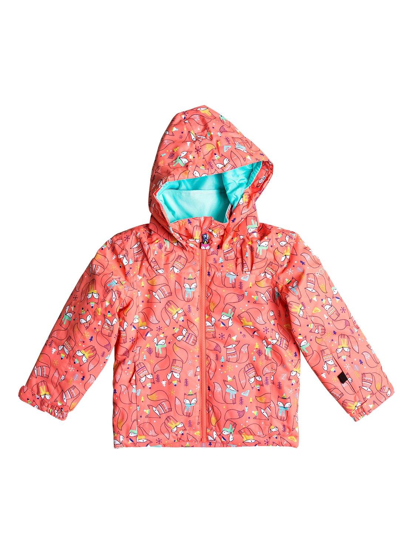куртка roxy для девочки