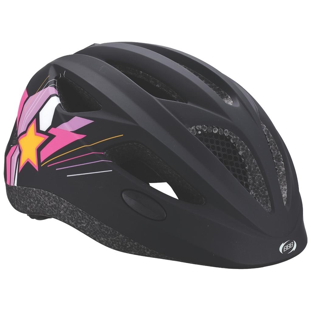 Купить Велошлем BBB 2018 Hero черный матовый, Шлемы велосипедные, 1151349