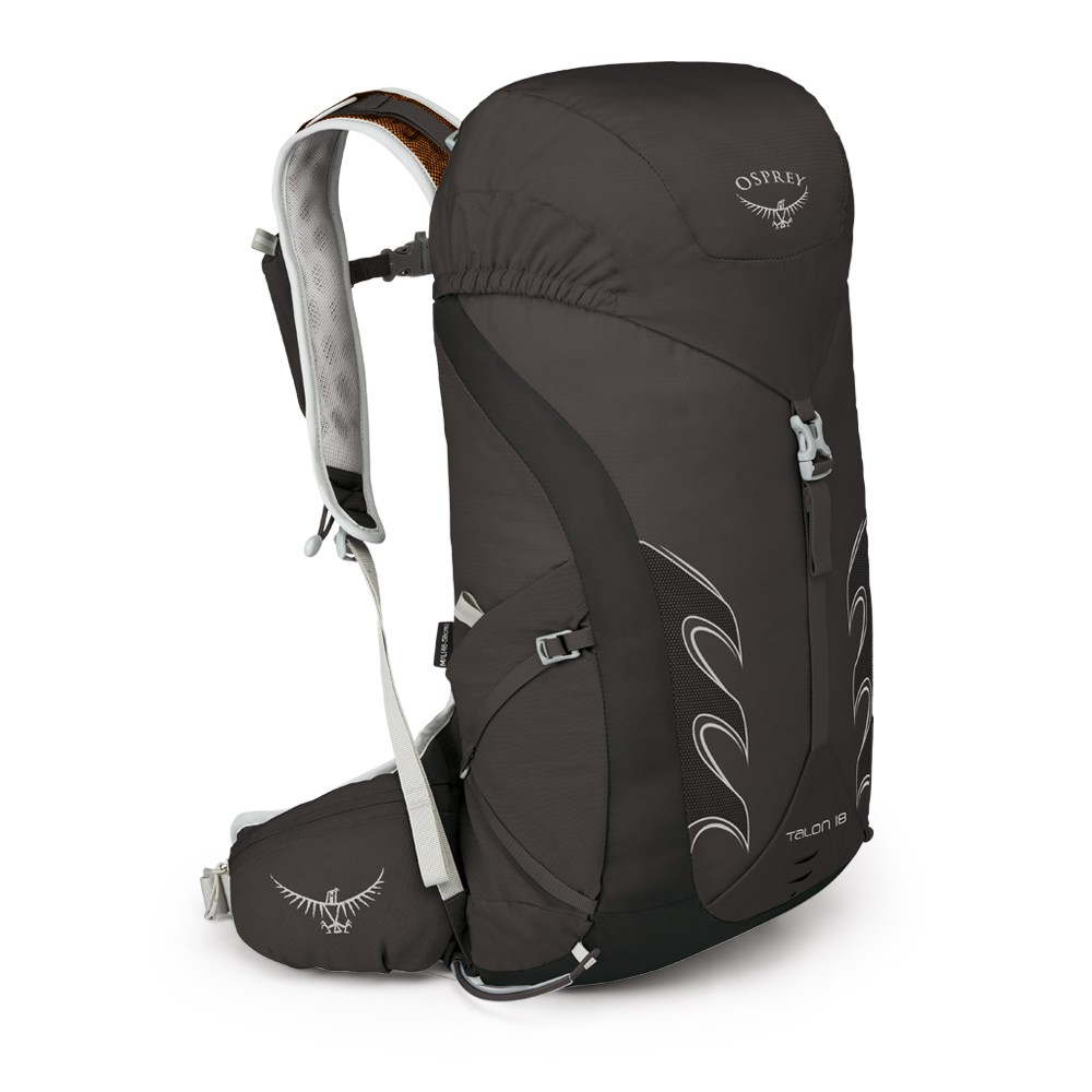 женский рюкзак osprey, черный