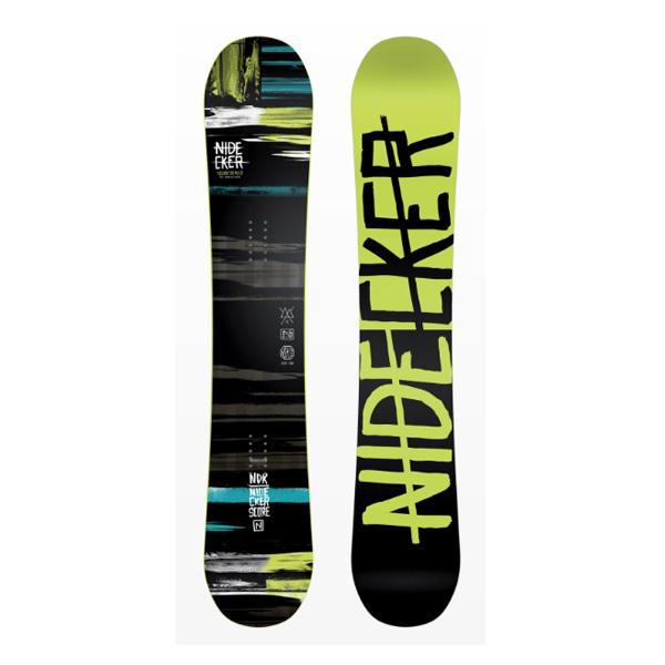 Сноуборд NIDECKER Score 2015-16 - купить недорого, цены в магазине КАНТ 2879ae729ad