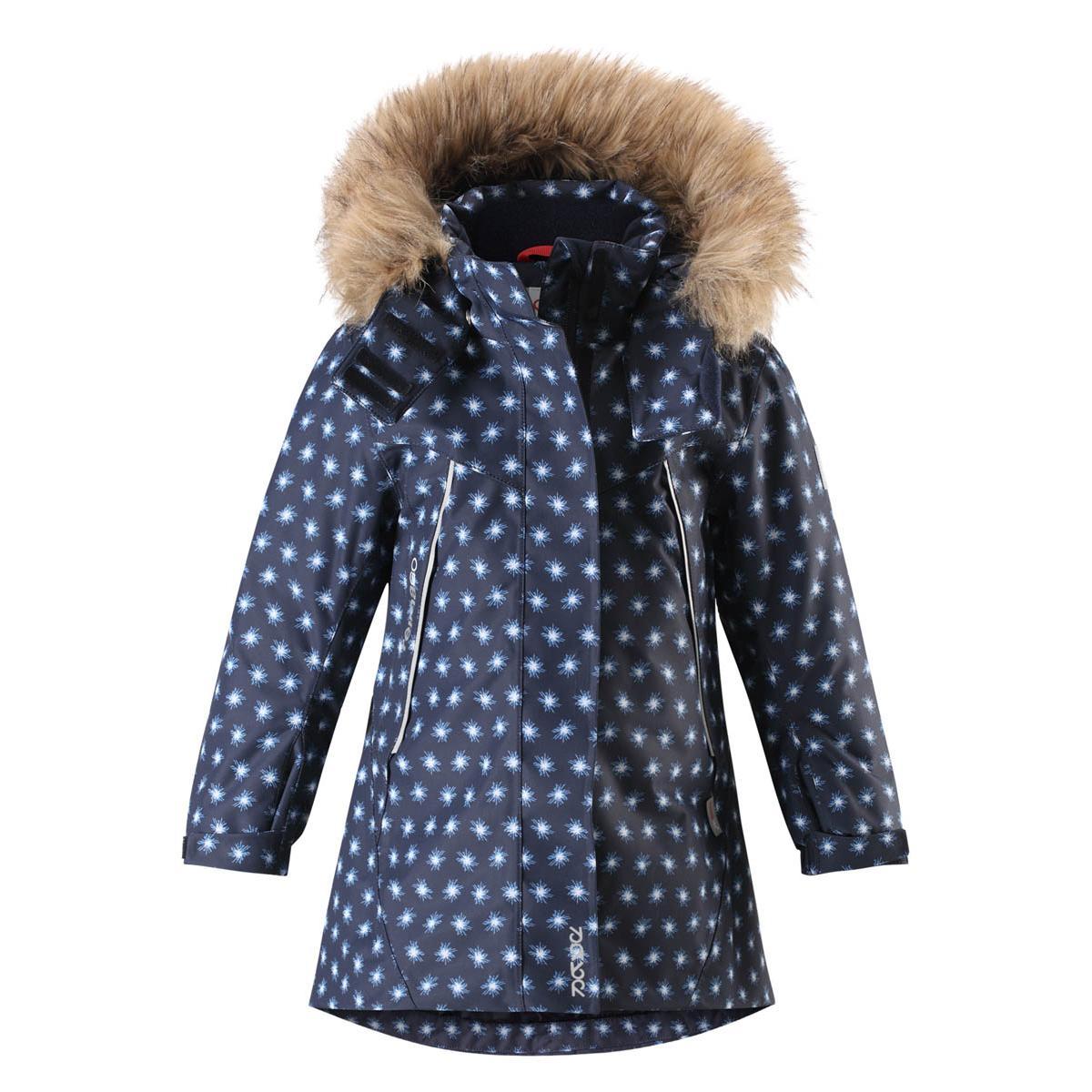 Купить Куртка горнолыжная Reima 2017-18 Muhvi Navy, Детская одежда, 1351660