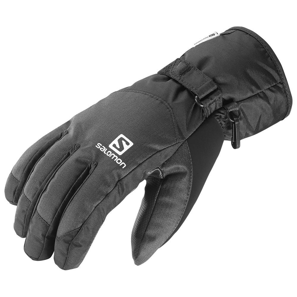 мужские перчатки salomon