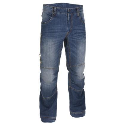 Купить Брюки для активного отдыха Salewa CLIMBING MEN EL CAPITAN CO M PNT jeans blue Одежда туристическая 1028118