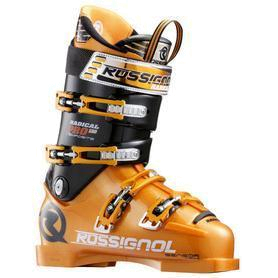 Горнолыжные ботинки ROSSIGNOL 2008-09 RADICAL PRO 130 Composite SOLAR-BLACK RB81020