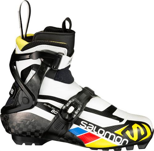 Купить Лыжные ботинки SALOMON 2013-14 S-LAB SKATE PRO RACER, ботинки, 1075375