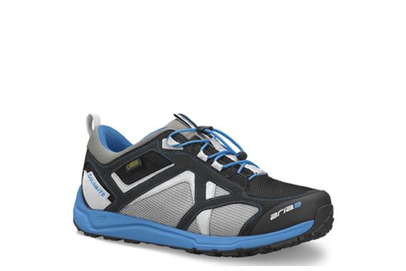 Купить Беговые кроссовки для XC Dolomite 2016 ARIA S GTX BLACK-LIGHT BLUE Треккинговая обувь 1199353