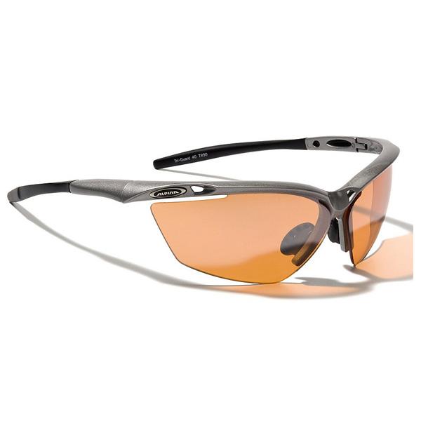 Купить Очки солнцезащитные Alpina 2018 TRI-QUATOX tin, солнцезащитные, 1254854