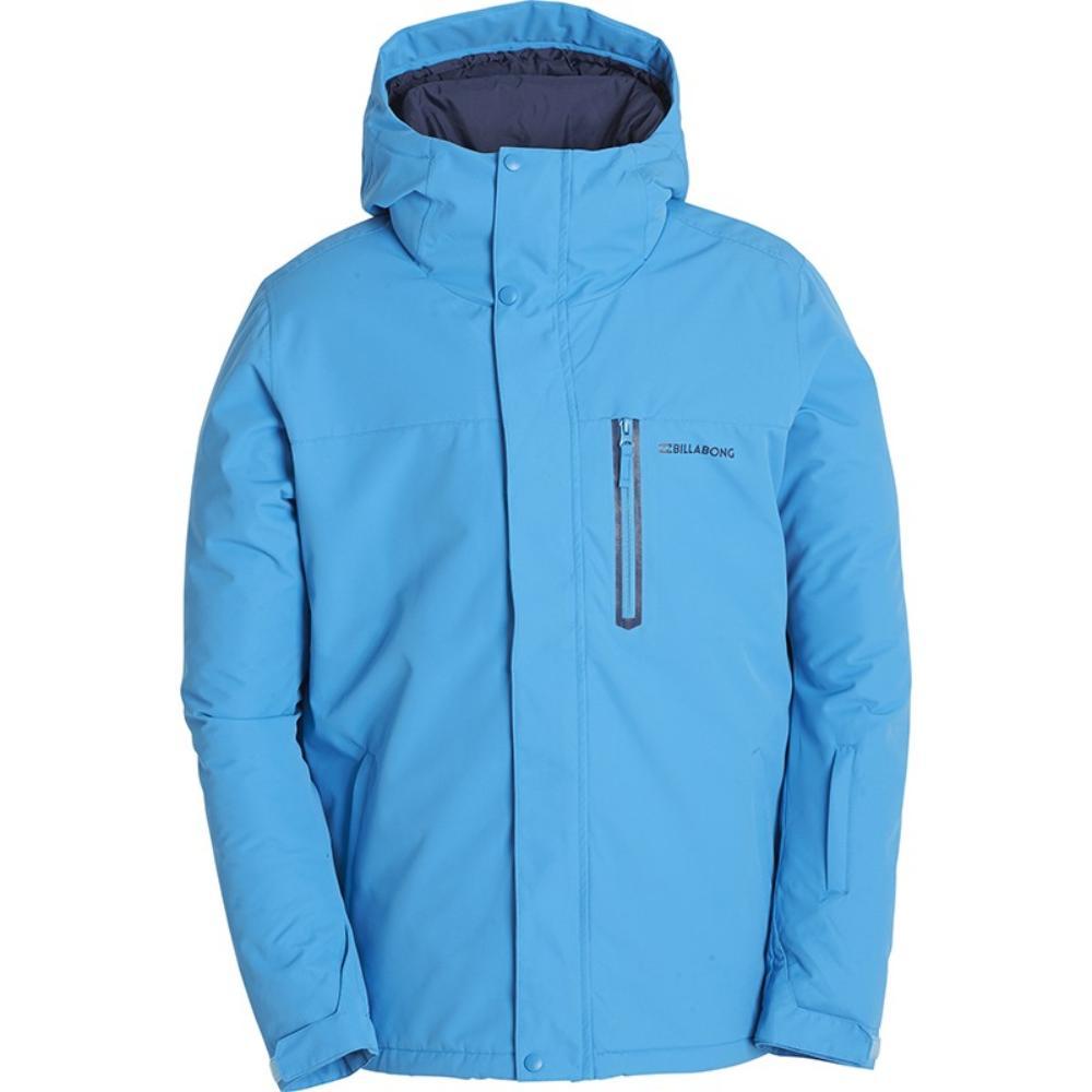 Куртка Сноубордическая Billabong 2017-18 All Day Aqua Blue