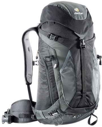 Рюкзак Deuter ACT Trail ACT Trail 32 black-anthracite