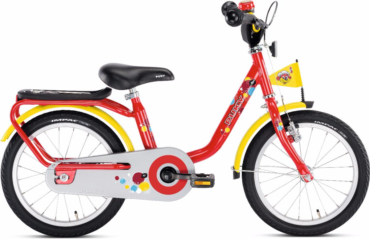 Купить Велосипед PUKY Z6 2016 red, До 6 лет (колеса 12 -18 ), 1326430
