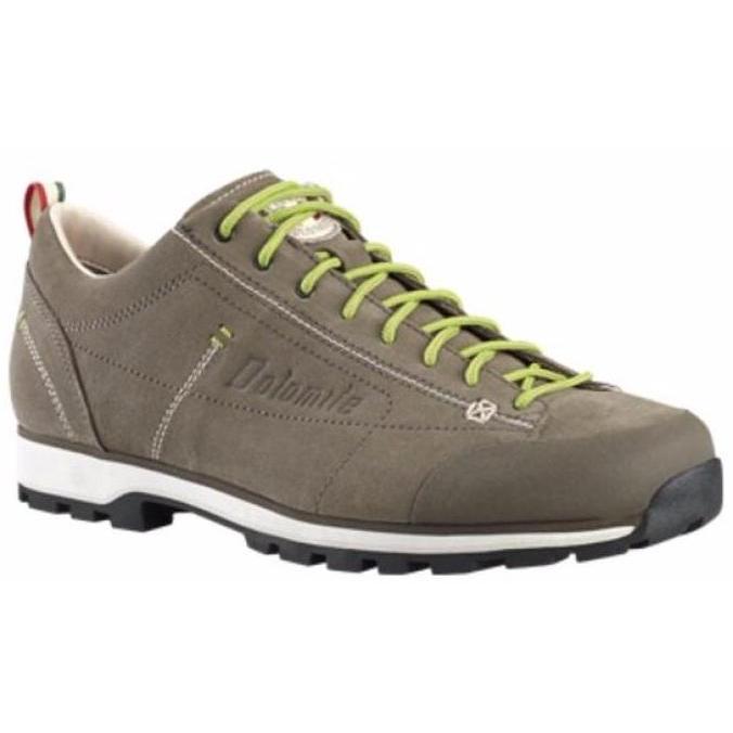 Купить Ботинки городские (низкие) Dolomite 2018 Cinquantaquattro Low Mud/Green, Обувь для города, 1015576