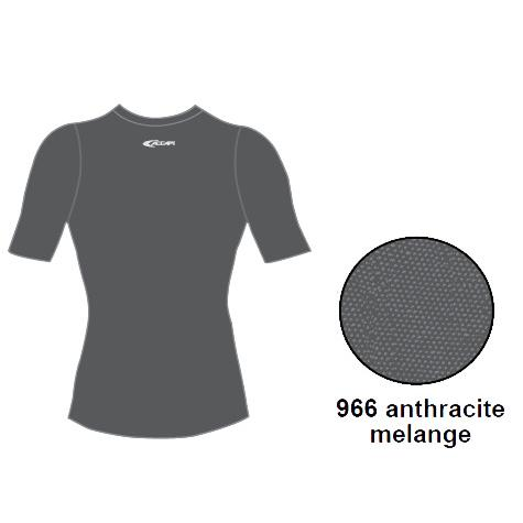 Футболка ACCAPI SHORT SL. T-SHIRT MAN (anthracite) серый
