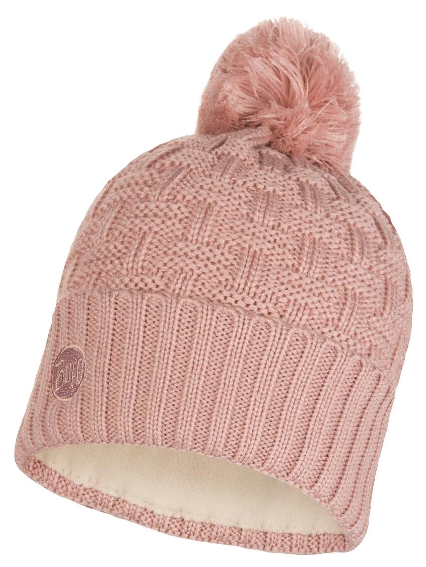 Шапка Buff Knitted & Polar Hat Airon Blossom Pink