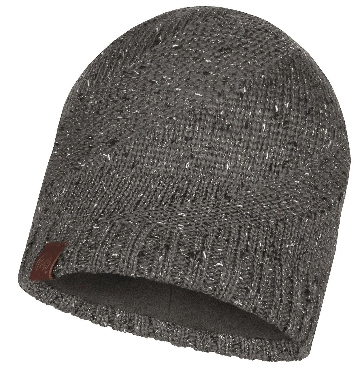 Шапка Buff Knitted & Polar Hat Arne Grey