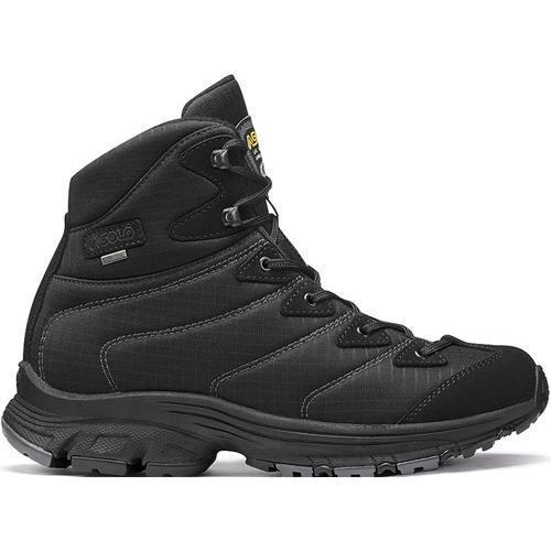 Купить Ботинки городские (высокие) Asolo Sporting Concordia GTX ML Black-Black Обувь для города 757631