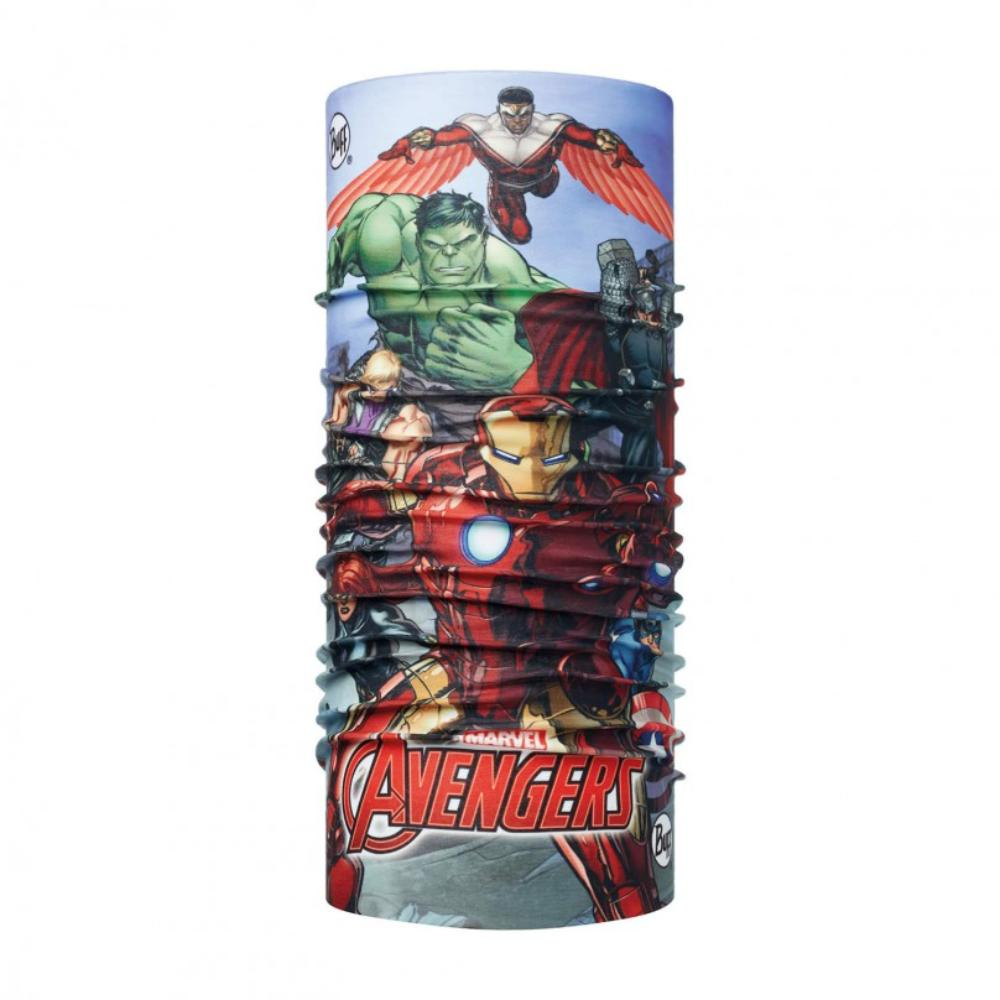 Купить Бандана BUFF Licenses SUPERHEROES JR ORIGINAL AVENGERS ASSEMBLE MULTI/OD Банданы и шарфы Buff ® 1343528