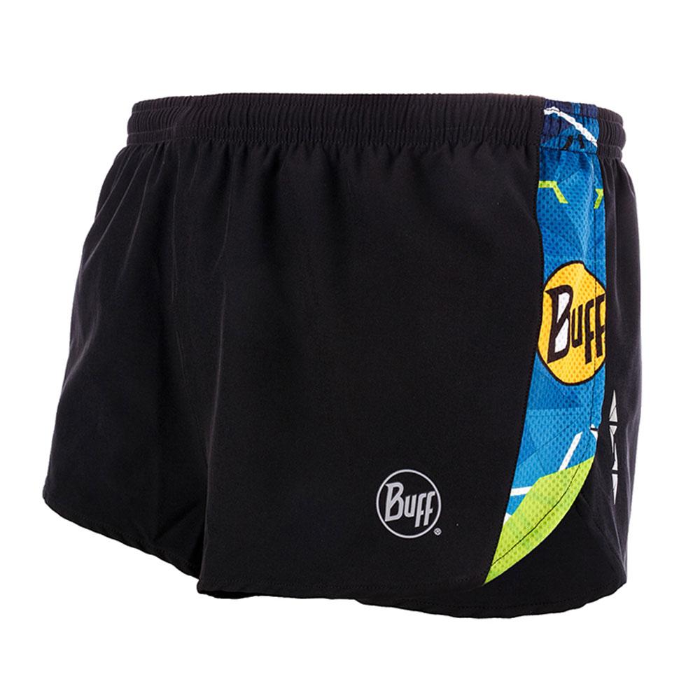 Купить Шорты беговые BUFF KENT SHORTS BLACK Банданы и шарфы Buff ® 1338327