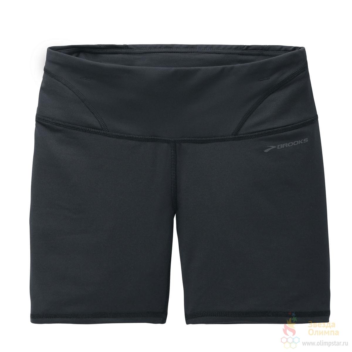 Купить Тайтсы беговые BROOKS 2016 Infiniti 7 Short Tight III Одежда для бега и фитнеса 1254041