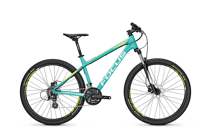 Велосипед Focus Whistler Evo 27 2017 Mediumturkis