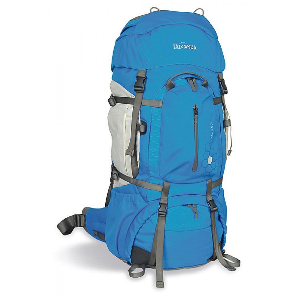 женский рюкзак tatonka, синий