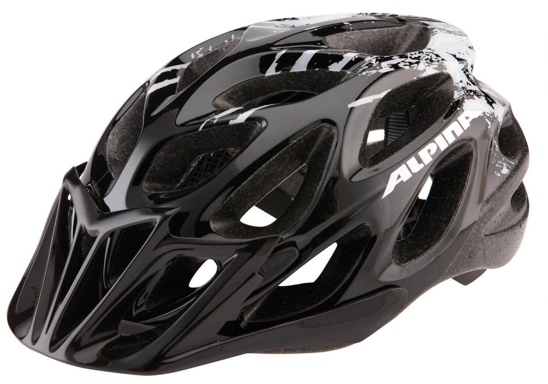 Купить Летний шлем Alpina SMU SOMO THUNDER black-white, Шлемы велосипедные, 1180201
