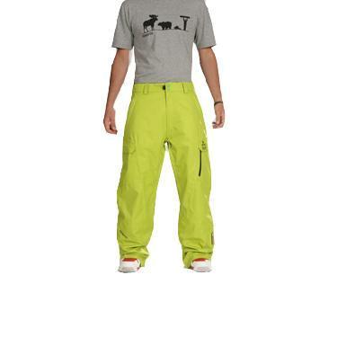 Купить Брюки сноубордические RIPZONE 2011-12 TRILOGY PANT 09 Lime Одежда сноубордическая 736120