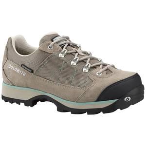 Купить Ботинки для треккинга (низкие) Dolomite 2017 Davos Low Wp Wmn Beaver Brown/Cobblestone Треккинговая обувь 1331795
