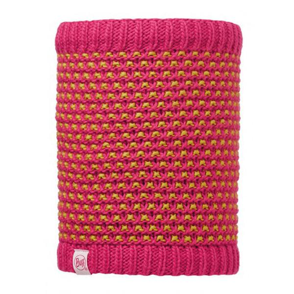 Шарф Buff Junior Knitted & Polar Neckwarmer Buff Jambo Pink Azalea-Pink Azalea-Standard