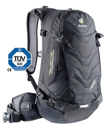 Рюкзак Deuter 2013 Descentor EXP 22 black-pinestripe