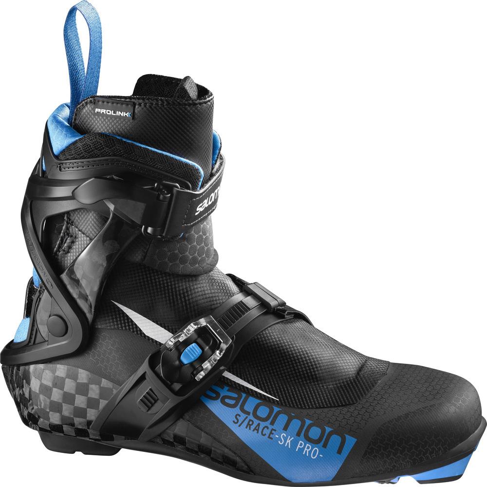 Купить со скидкой Лыжные Ботинки Salomon 2017-18 S/race Sk Pro Prolink